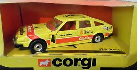 corgi toys 426 rover sdi race version 4