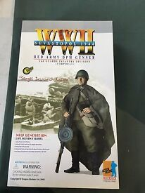dragon 1 6 scale 12 wwii russian red army