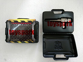 exclusive diecast drill for takara tomy