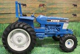 ford 7710 ii die cast 1 16 scale