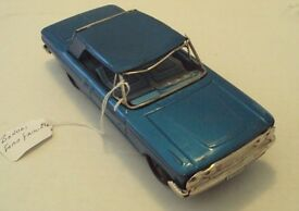 vintage bandai tin 1964 ford fairlane