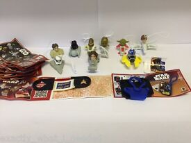 star wars limited edition complete set of 11