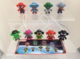 marvel twistheads toys limited edition full