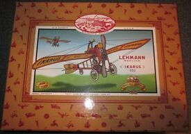 airplane ikarus 80653 limited edition made