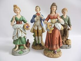 set of 4 nuova 18th century gents ladies 9