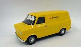 ford transit mk1 diecast model van british