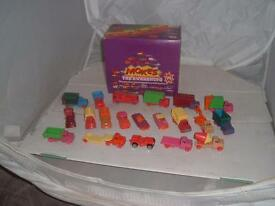 lone star mokes complete set 20 vehicles 18