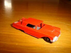 ford thunderbird no 75 vintage collectable
