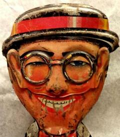 antique marx harold lloyd tin wind up funny