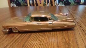 1959 cadillac 11 friction tin bandai japan