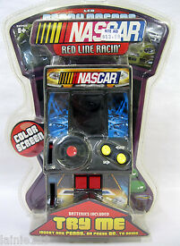 techno source nascar lcd penny arcade red