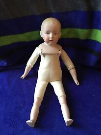germany 320 reproduction boy doll molded