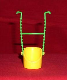 vintage tree house htf swing seat with