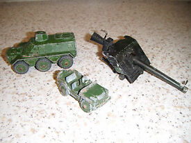 military vehicles for restoration dinky