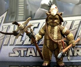 star wars the vintage collection ewoks