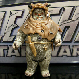 star wars ewoks chief chirpa saga collection