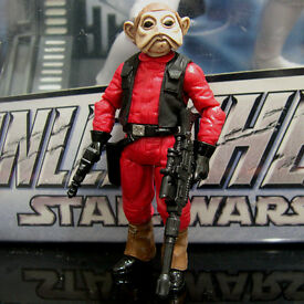 star wars the vintage collection nien nunb