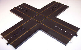 triang hornby crossroads lined junction set