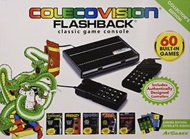 atgames flashback classic game console new