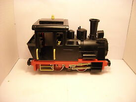 playmobil 4051 train western steam loco