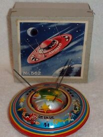 1950 s 60 s apollo flying saucer nr 562 west