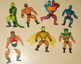 1980 s mattel he man master of the universe