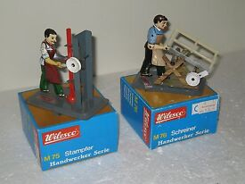 2 new working tools for wilesco steam engine