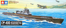 tamiya 78019 japanese navy i 400 1 350 scale
