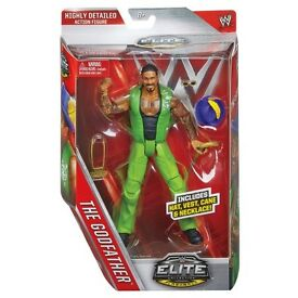 wwe wwf elite collection 39 the godfather