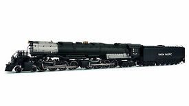 union pacific big boy steam locomotive dcc w