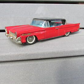 1950 s japan tin friction bandai ford