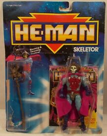 the new adventures of he man skeletor with
