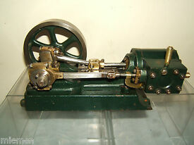 vintage stuart turner live steam model of a