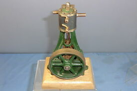 stuart turner live steam model of a vertical