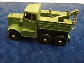 scammell reakdown truch made in england by