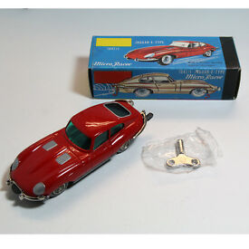 1047 1 jaguar e type micro racer with box