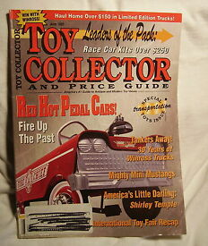 old toy collector price guide magazine