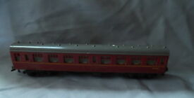 jouef for playcraft vintage long red train