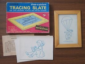 codeg tracing slate vintage draw a picture