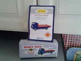 atlas editions dinky toys 512 guy flat truck
