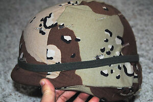 BRAND NEW ORIGINAL US ARMY ISSUE PASGT KEVLAR HELMET - SMALL