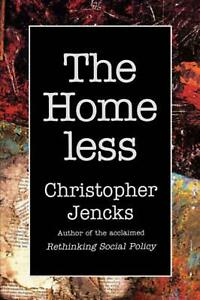 The Homeless by Christopher Jencks (English) Paperback Book Free Shipping!