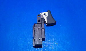Milwaukee Grinder Aftermarket Replacement Trigger Switch No Lock 14-78-0525