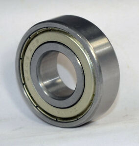 1603 ZZ C3 Shielded Premium Ball Bearing, 5 16x7 8x9 32