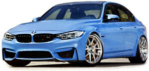 Front rear bumper side skirts complete bodykit for BMW 3 Series F30 fr 2011
