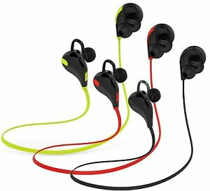 Sports Running Jogging Gym Bluetooth Earbud PX4 Headphones Mic Phones MP3 Player
