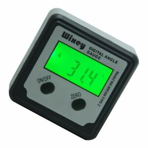 WR 300 Digital Angle gage Protractor Inclinometer Measuring Wixey $26.99