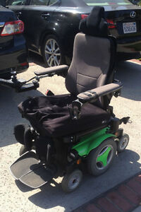 Permobil M300 electric wheelchair standard adult