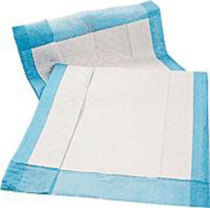 900 Pads Adult Urinary Incontinence Disposable Bed pee Underpads 23x36