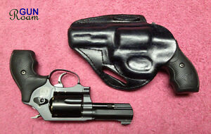 "LH Custom leather holsters for 3"" S&W Smith & Wesson J-Frame revolver"